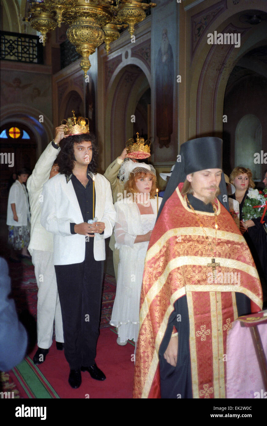 Alla Pugacheva on the first wedding ceremony: Bes beguiled on 11/18/2017 12