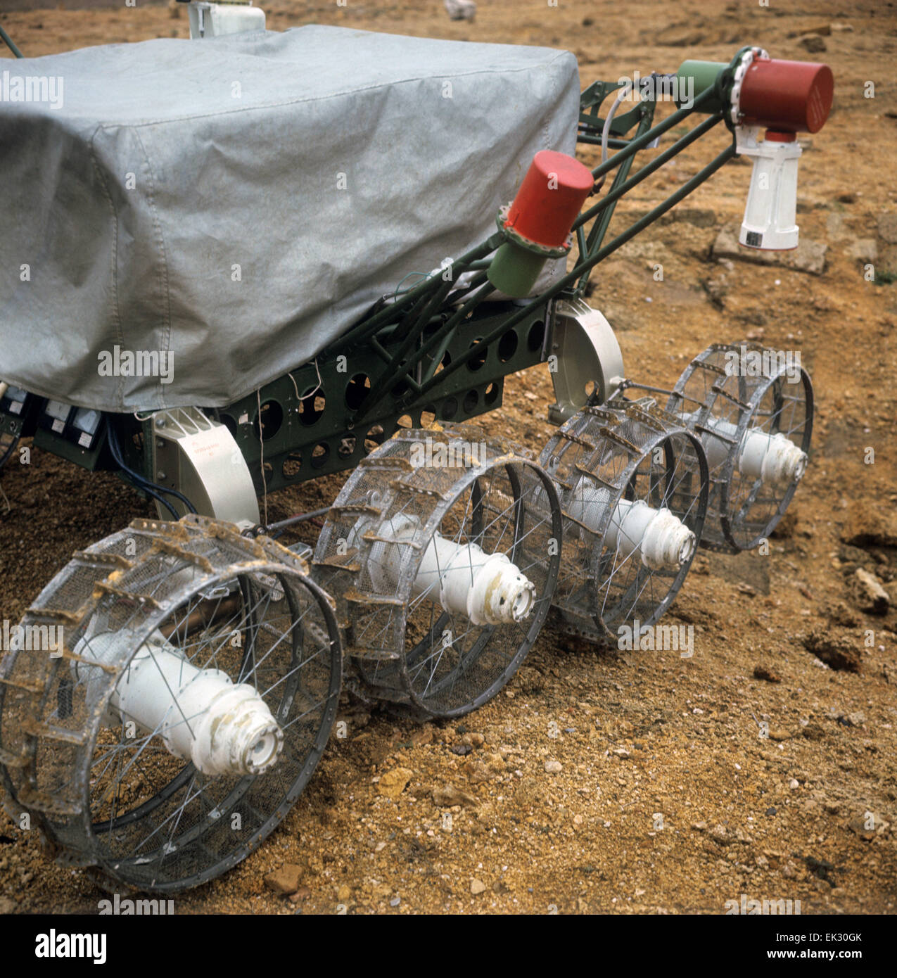 Lunar Rover Stock Photos and Images