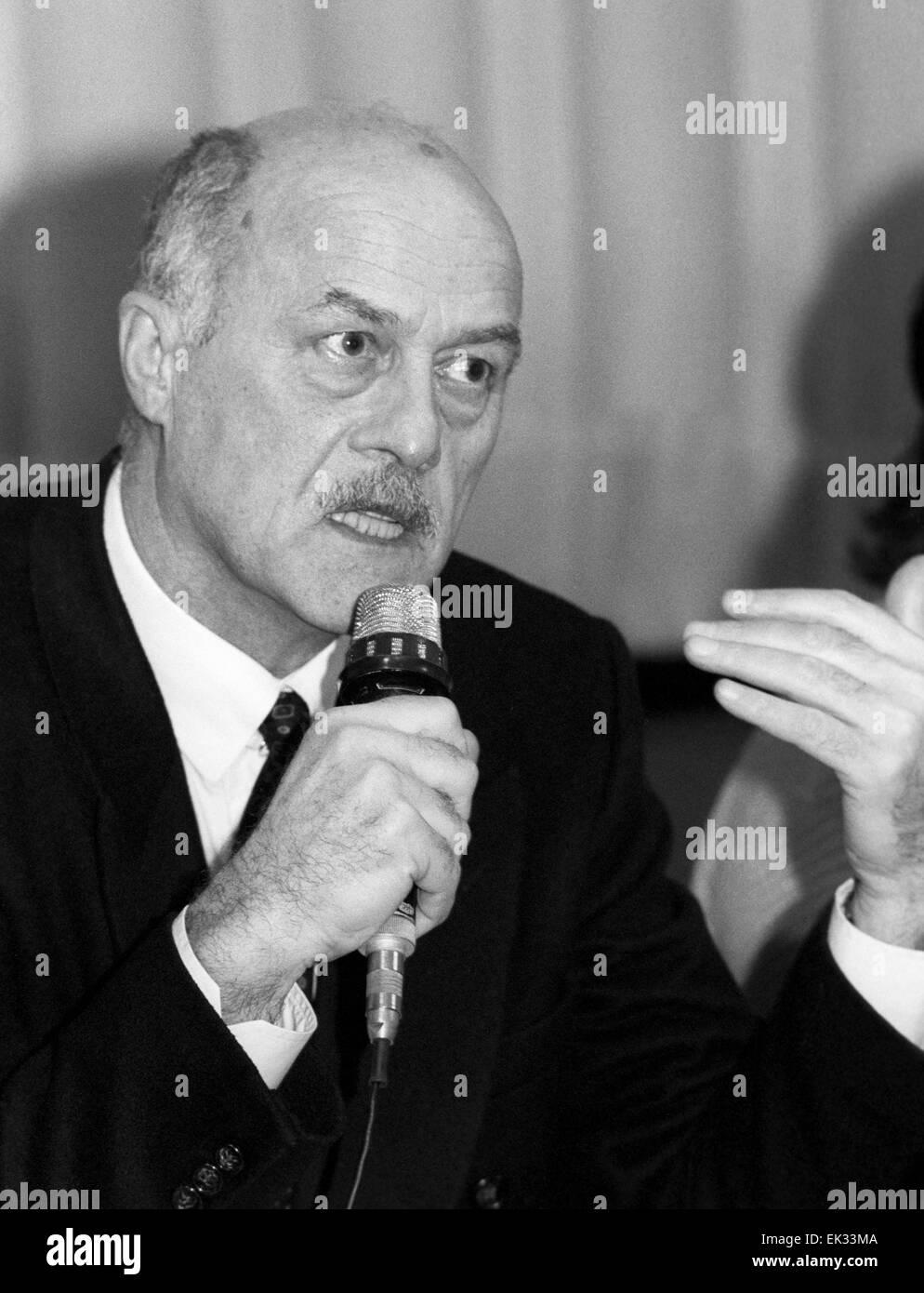 Actor and director Stanislav Govorukhin passed away