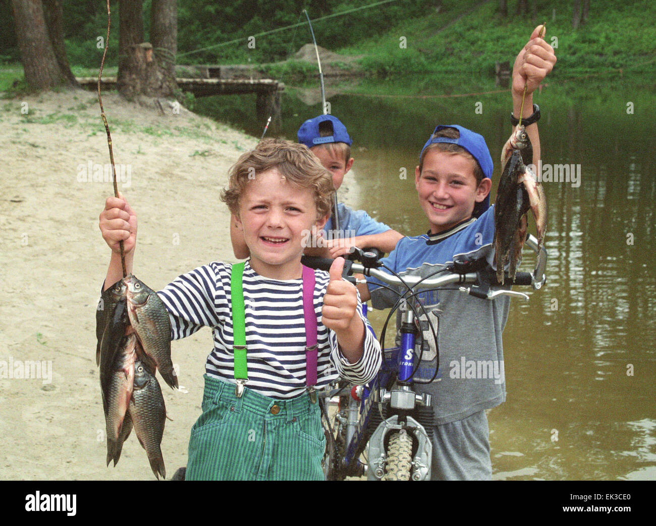 Fishing in Belgorod and the Belgorod region: fish places and fishing methods 13