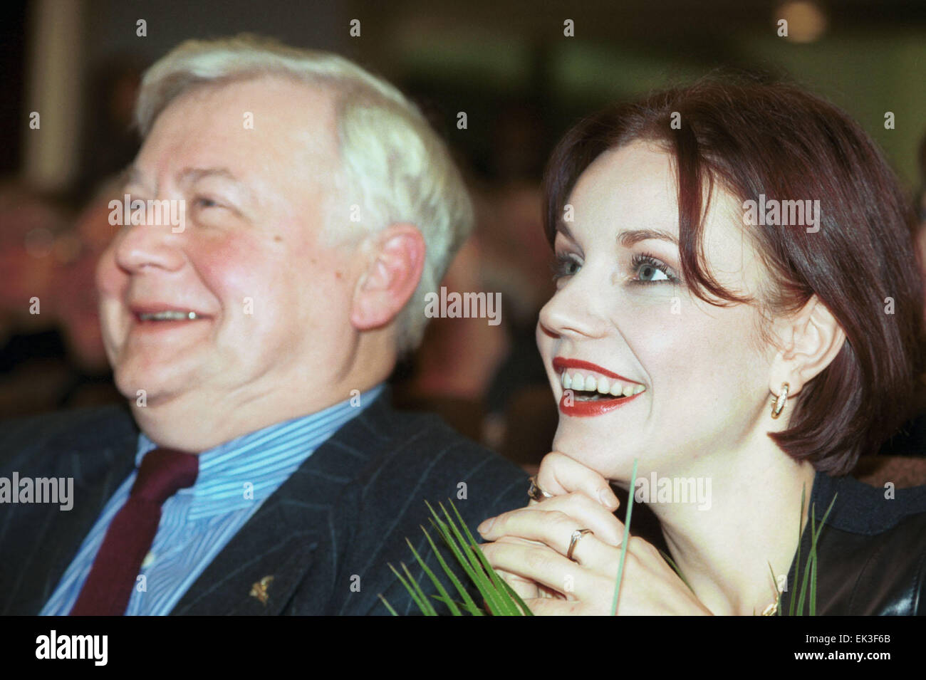 The wife of Oleg Tabakov regrets about the abortion made 06.10.2017 29