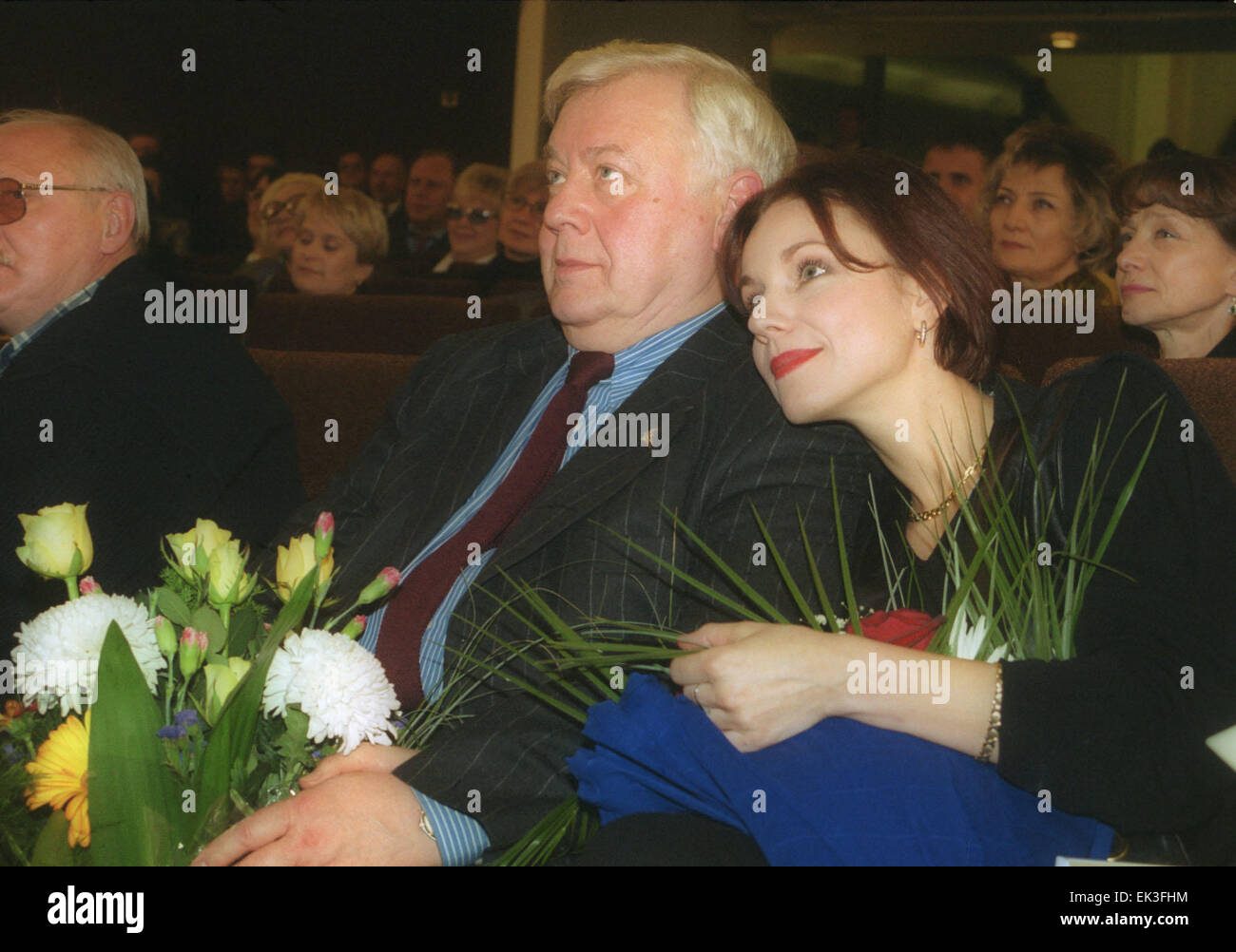 The wife of Oleg Tabakov regrets about the abortion made 06.10.2017 67
