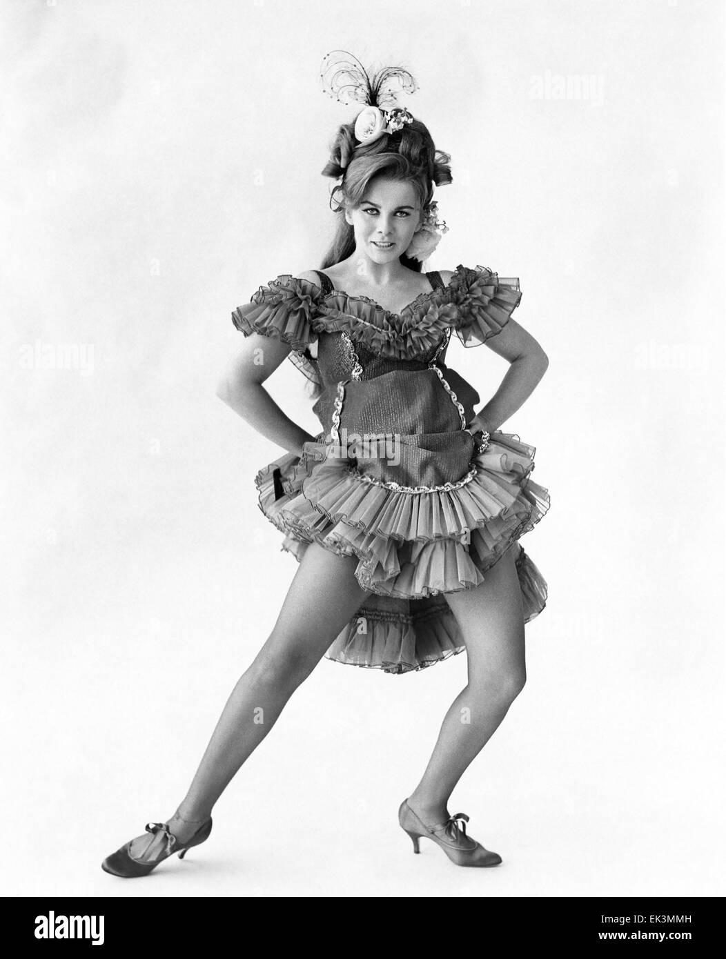 Ann-Margret, Publicity Portrait, circa late 1960's - Stock Image