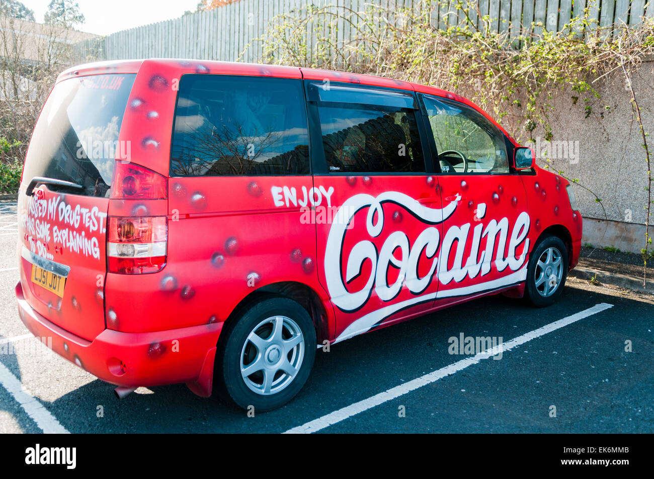 a4e1312d79 Australian company Wicked Campers campervan with