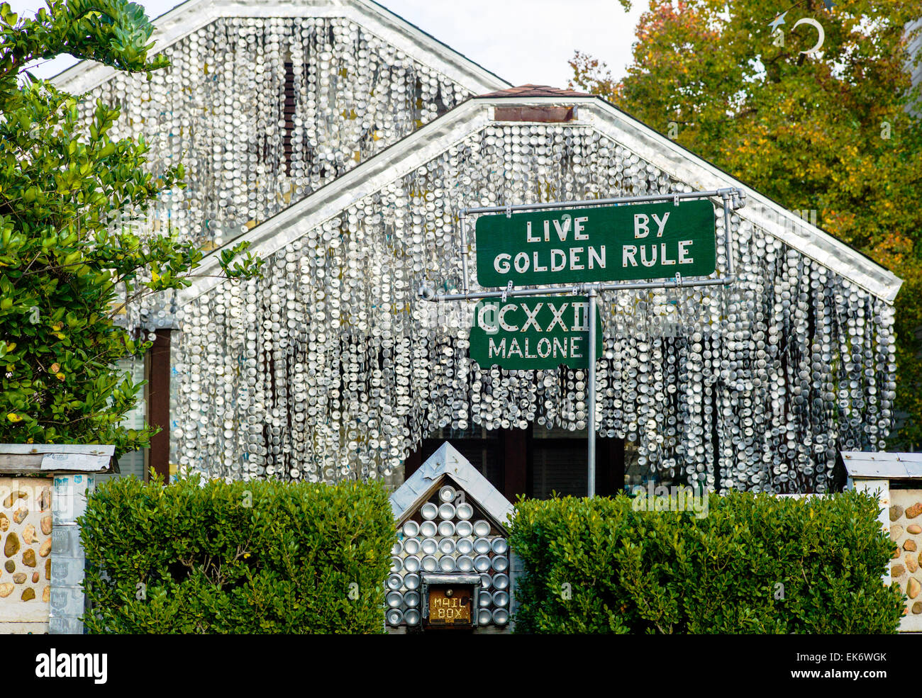 Beer Can House Stock Photos & Beer Can House Stock Images ...