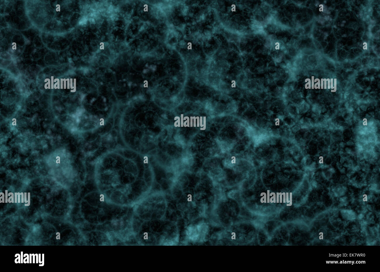 Seamless Micro Organism - Stock Image