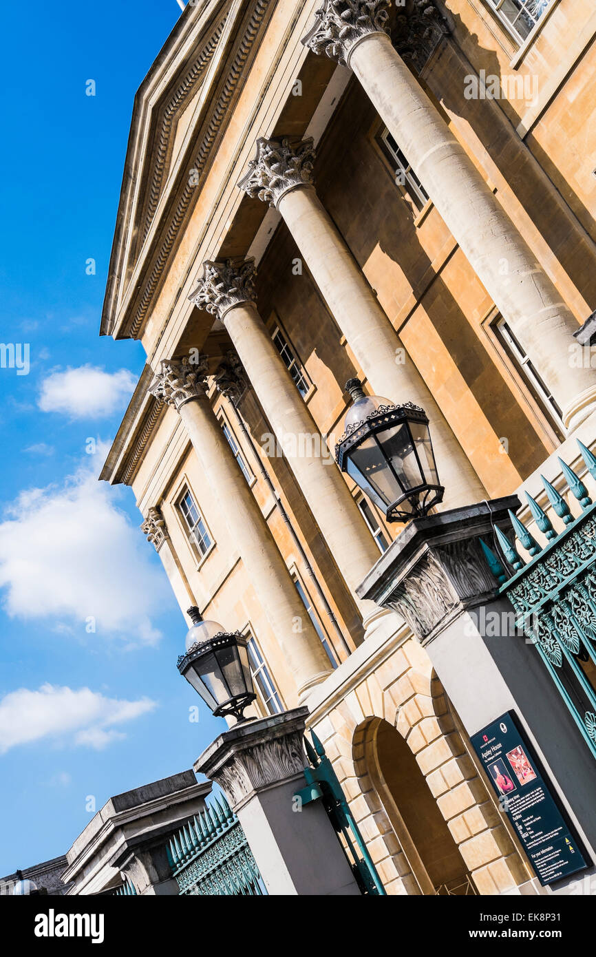 Apsley House Hyde Park Corner - London - Stock Image
