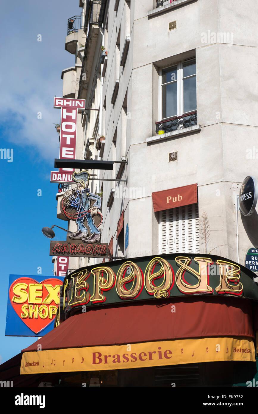 Montmartre Sex