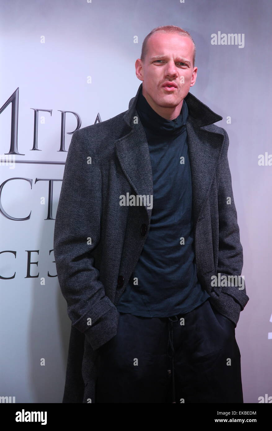 Russian actor in the Game of Thrones. Yury Kolokolnikov 38