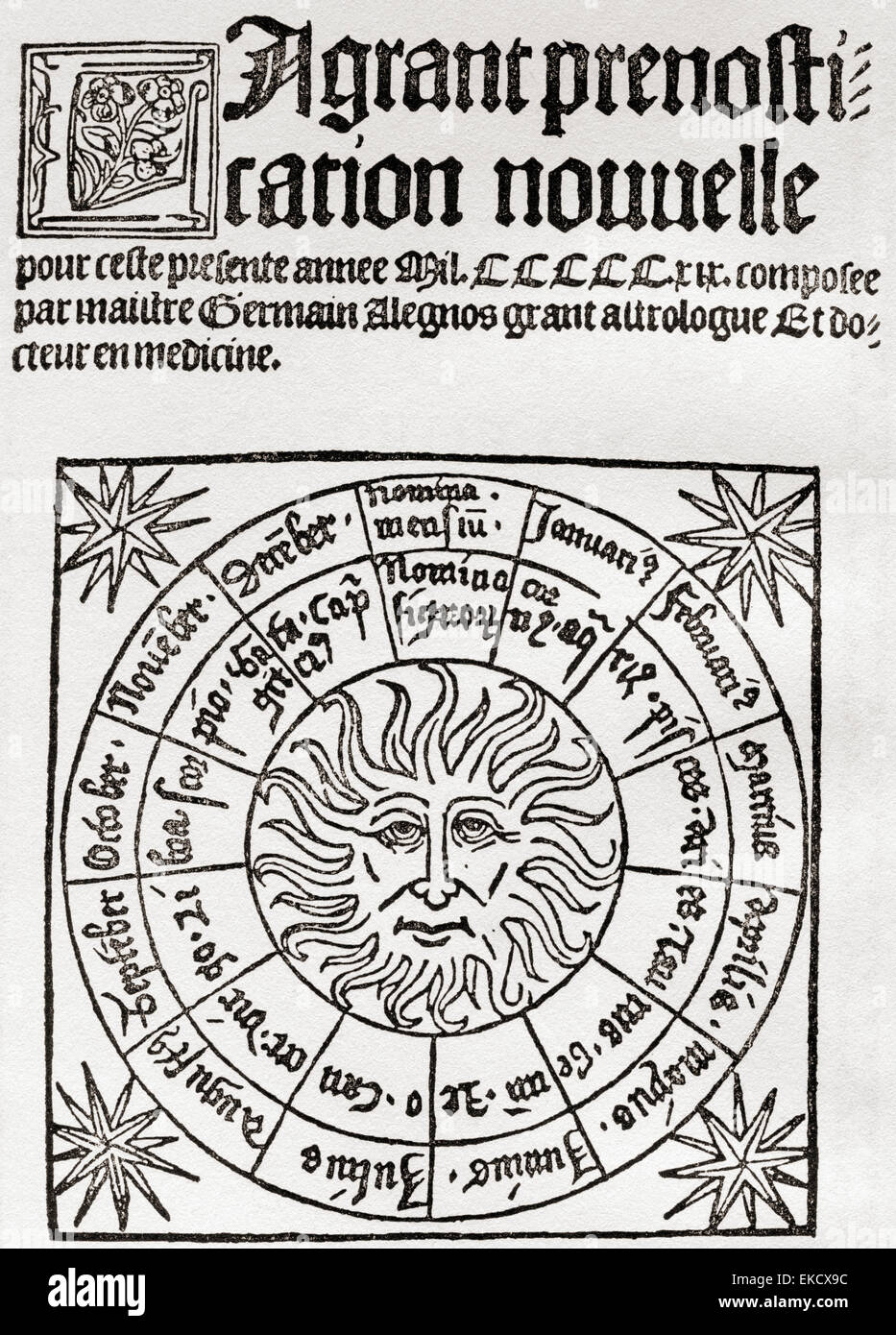 astrology middle ages