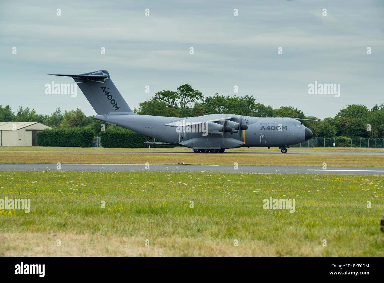 Airbus A400M RIAT 2014 - Stock Image