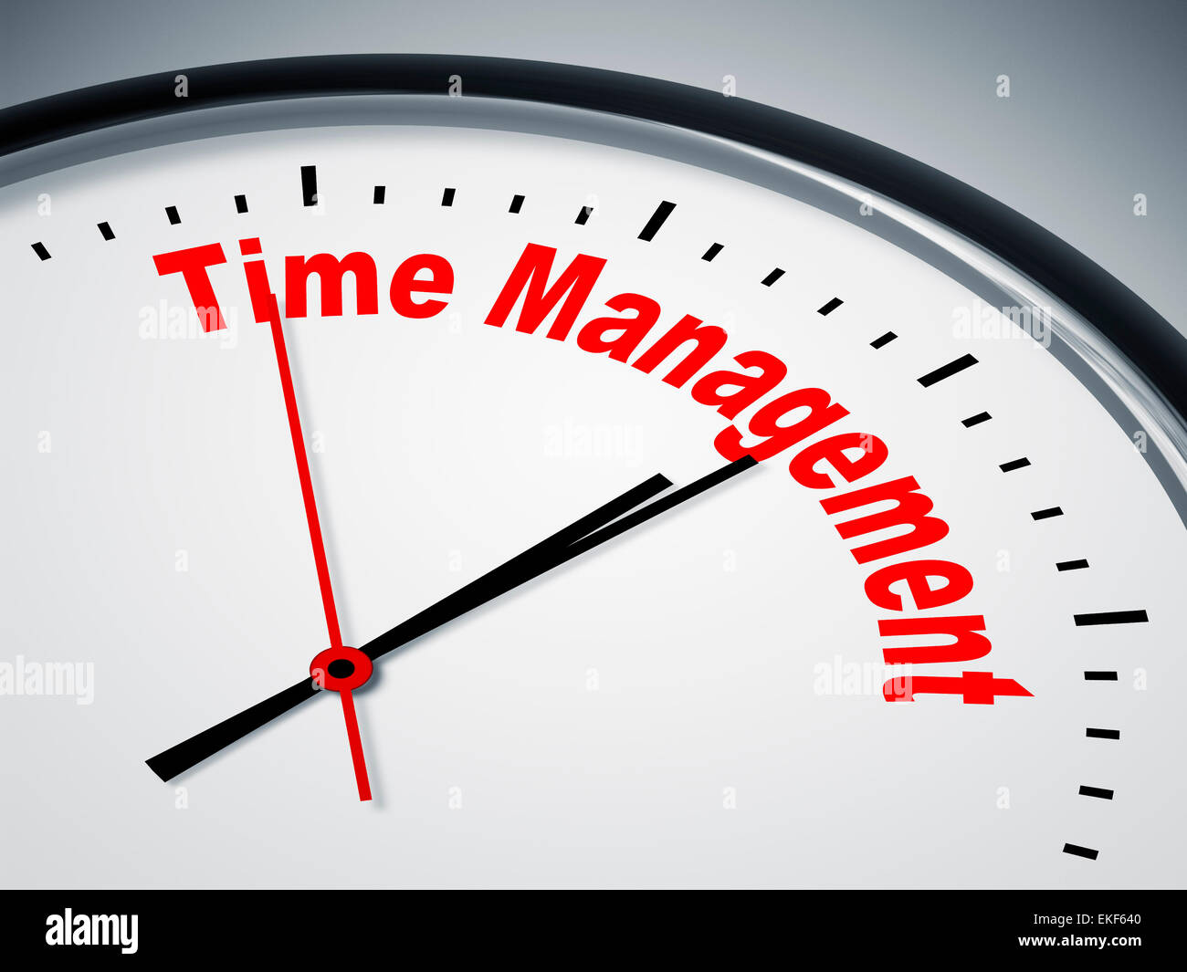 Time Management - Stock Image