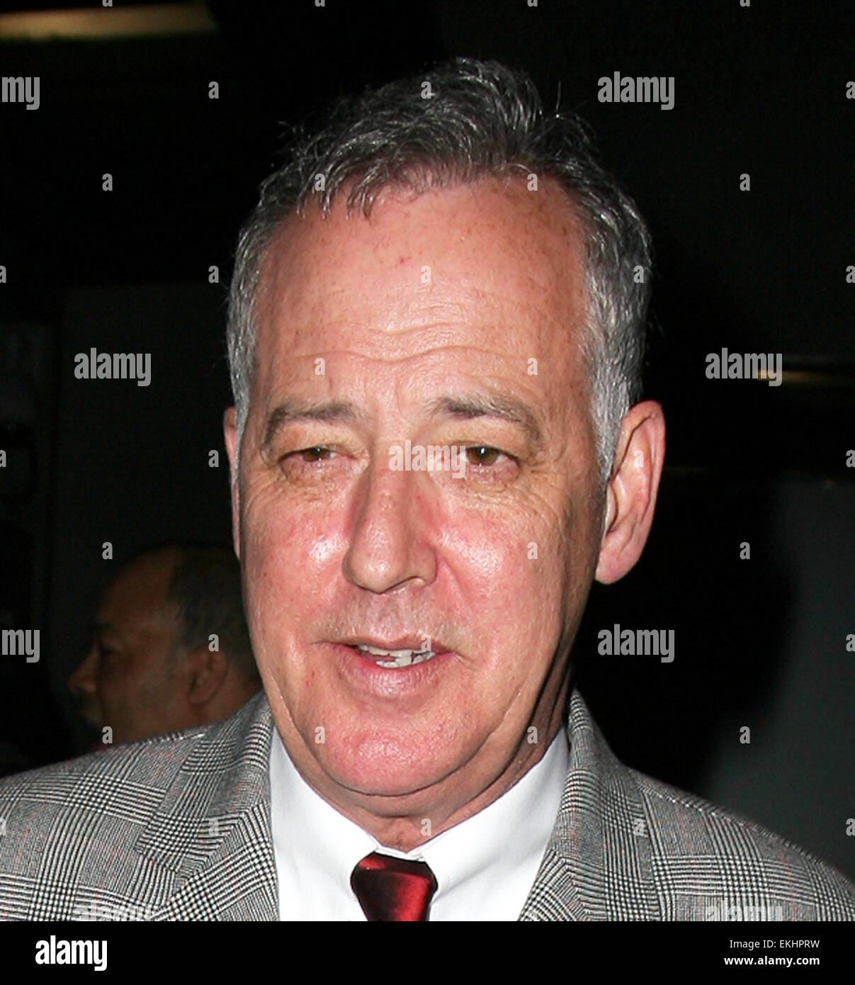 What Movie Was Filmed At Westbury Gardens: Michael Barrymore Portrait Stock Photos & Michael