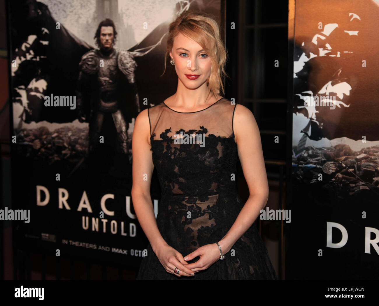 New York Premiere Of Dracula Untold At Amc Loews 34th Street 14