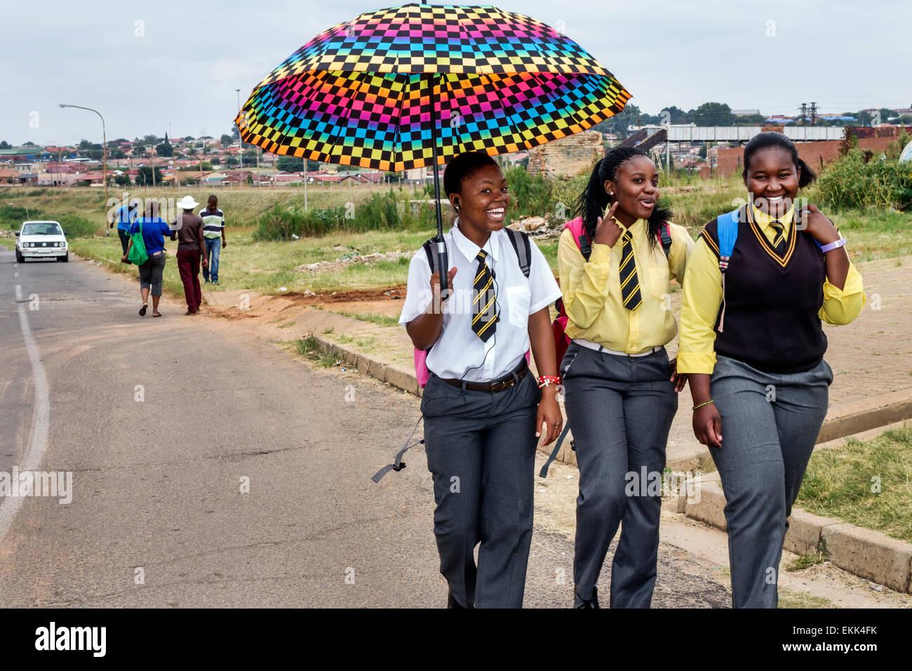 Mädchen aus Soweto