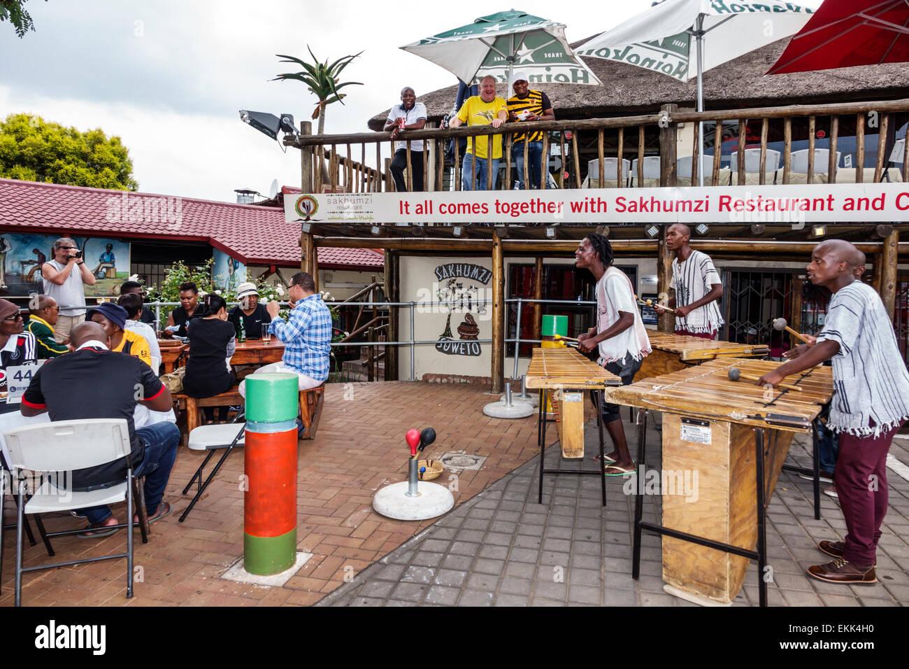 Best South African Restaurant Johannesburg