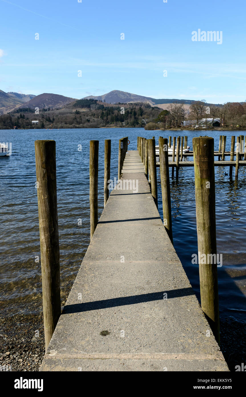Lake District Stock Photo