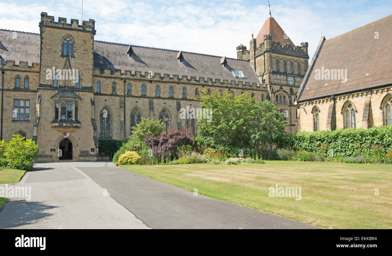 Tonbridge Private School, Kent, England, - Stock Image