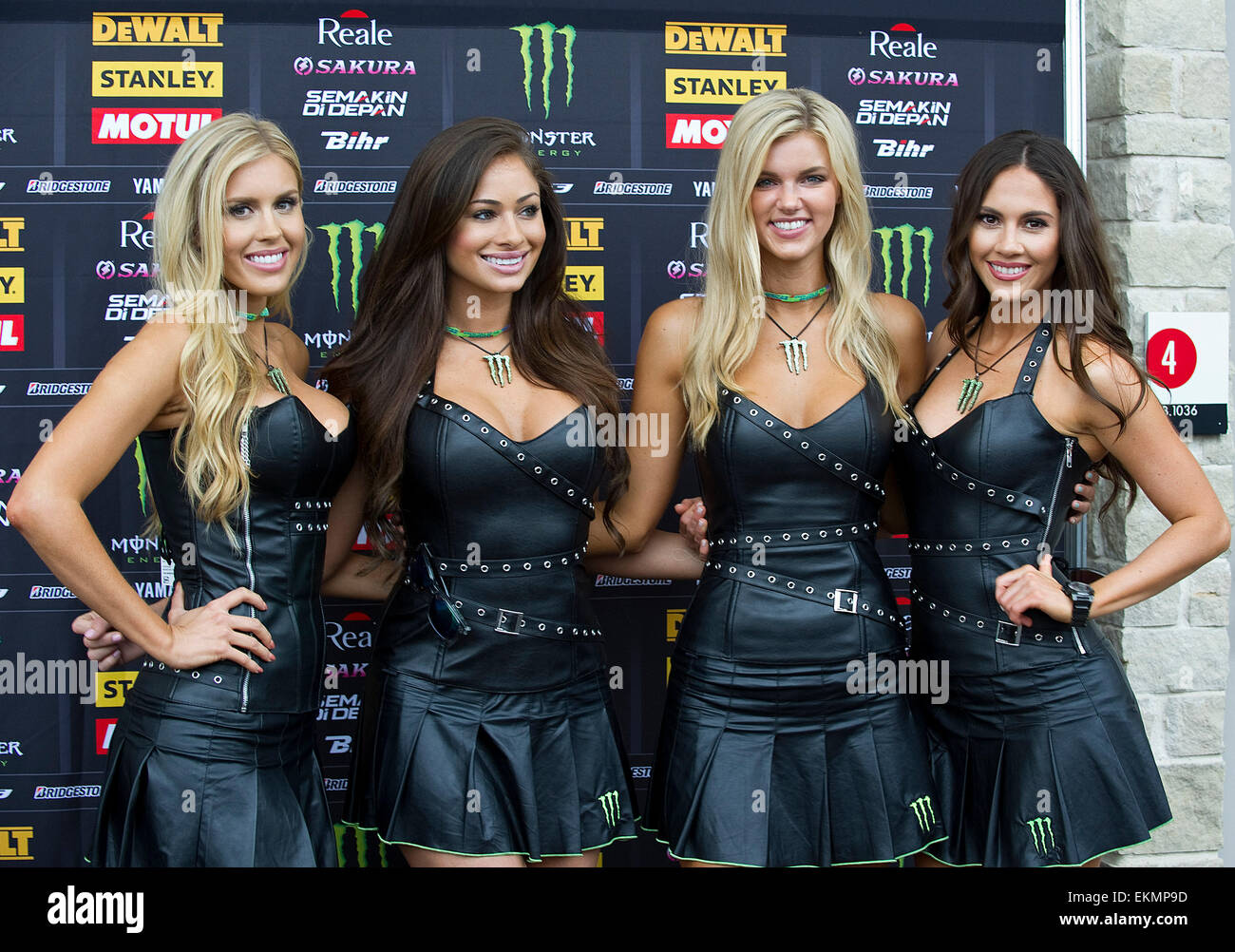 Red Bull Girls Stock Photos & Red Bull Girls Stock Images - Alamy