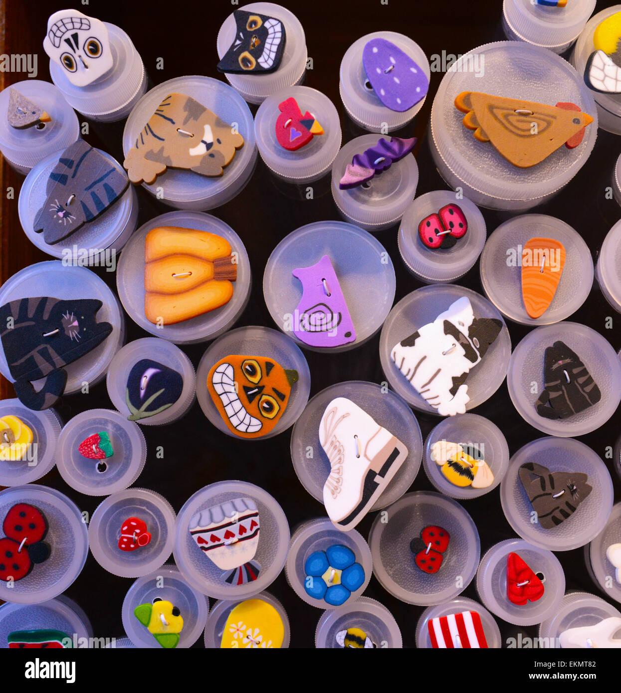 Button Display Stock Photos & Button Display Stock Images