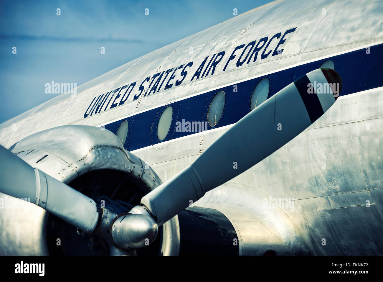 United States Air Force - Stock Image