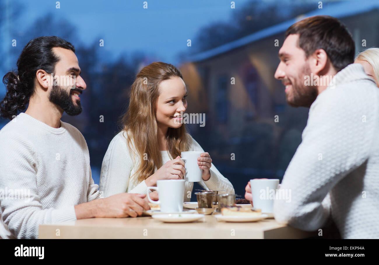 Friendship dating meeting