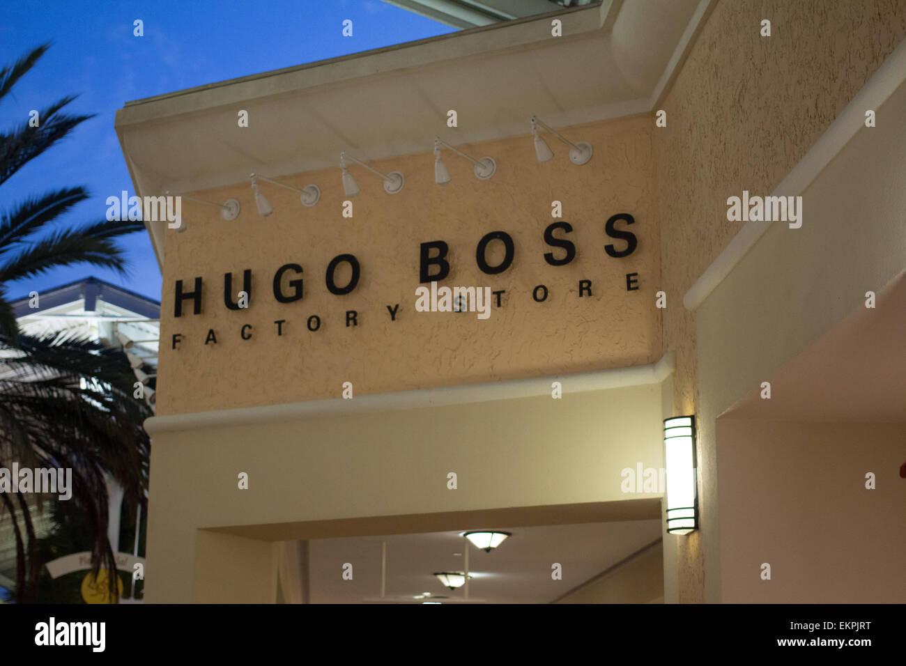 hugo boss outlet usa