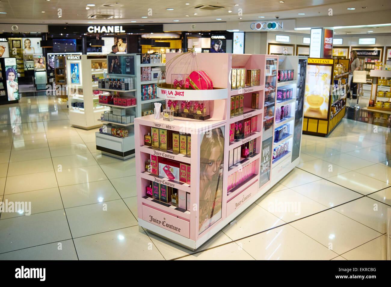 fdb0b335428 Perfume On Sale At The World Duty Free Store Birmingham Airport UK ...