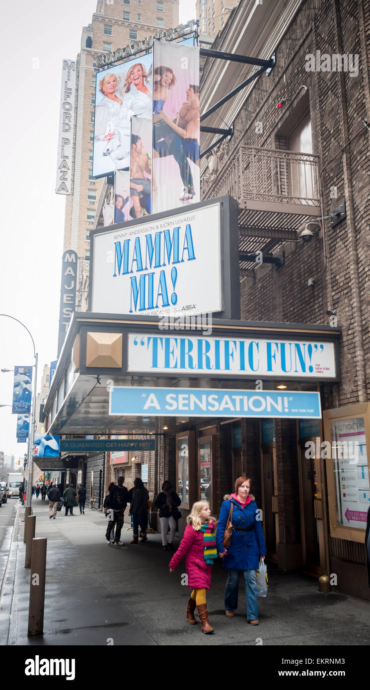 Broadway Show Touring Companies