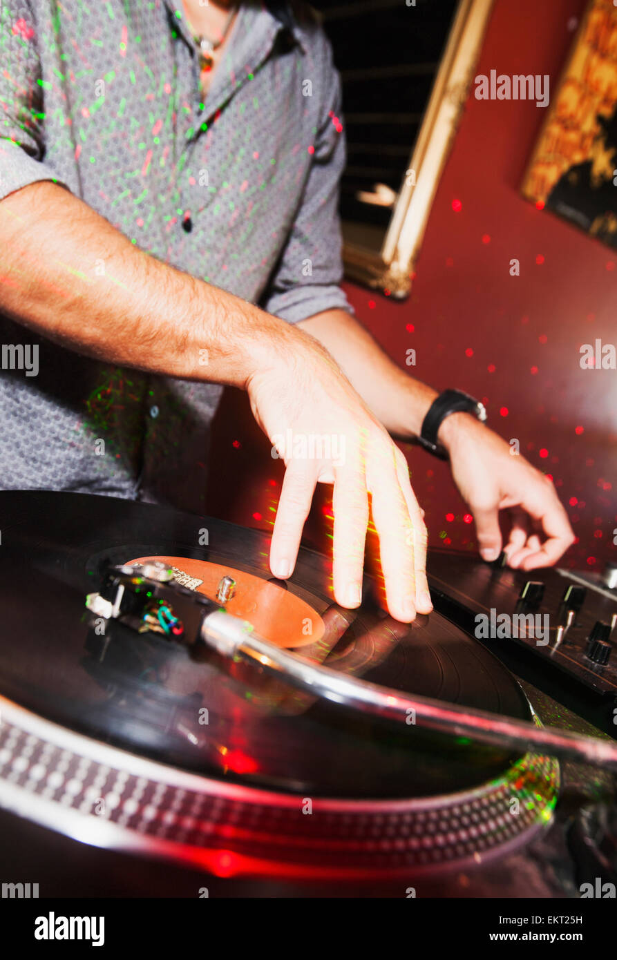 Disc Jockeys Stock Photos Amp Disc Jockeys Stock Images Alamy
