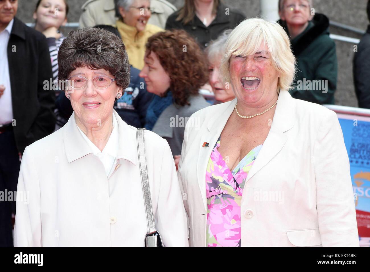 10.JULY.2012. EDINBURGH  'CHARIOTS OF FIRE' FILM PREMIERE IN EDINBURGH - Stock Image
