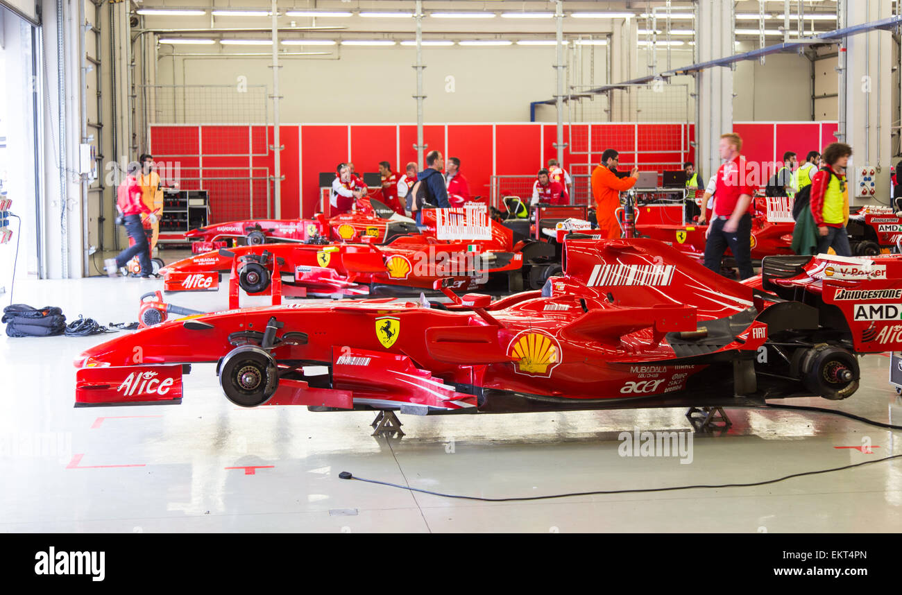 ferrari f1 racing car 2014 stock photos amp ferrari f1