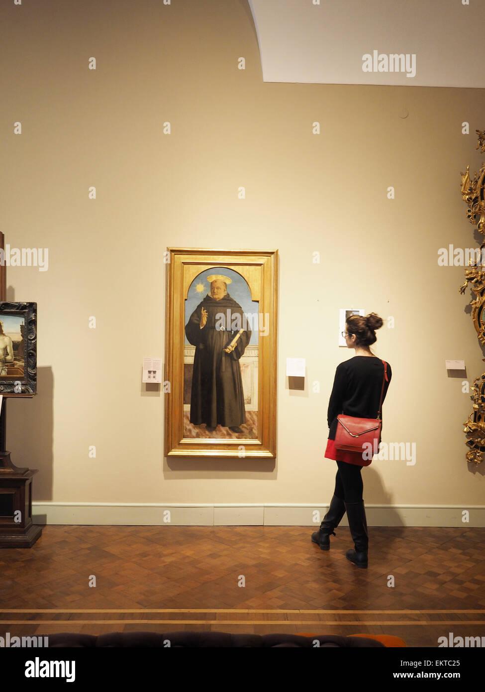 Golden room, Piero della Francesca, painter, Poldi Pezzoli Home ...