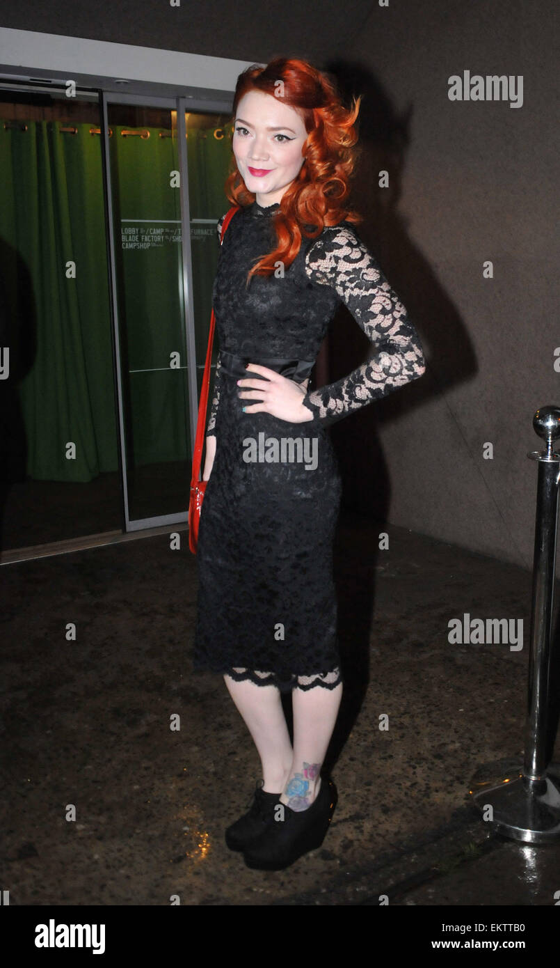 Lucy Gutteridge picture