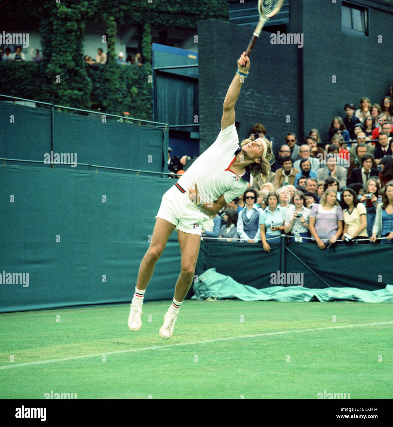 Bjorn Borg 1970s High Resolution Stock Photography and Images - Alamy