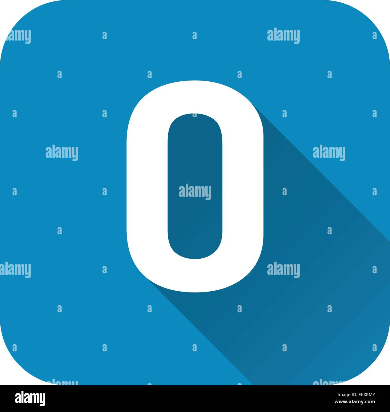 Letter O Stock Vector Images Alamy
