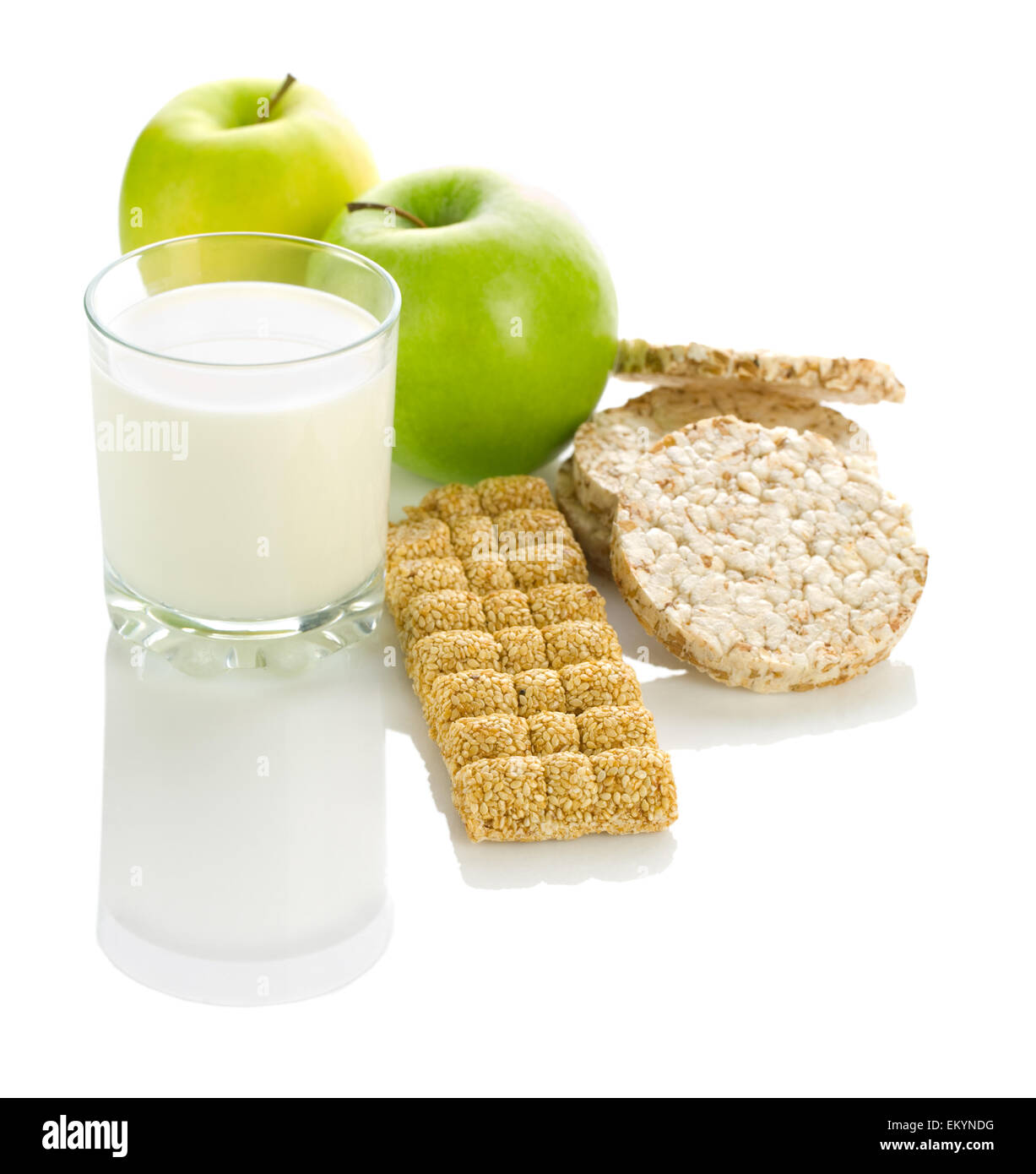 group of dietary foodgroup of dietary food - Stock Image