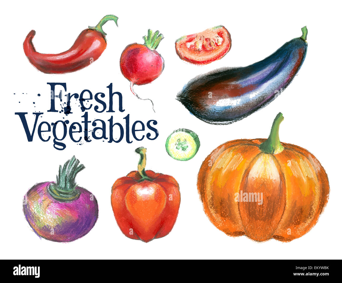 fresh vegetables vector logo design template food or gardening icon