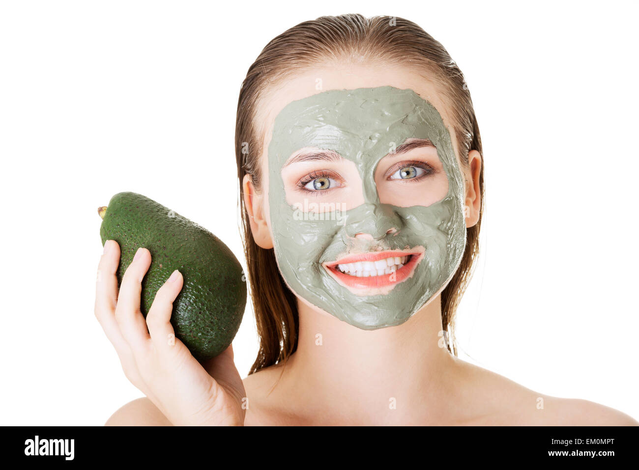 Seldom.. clay facial mask