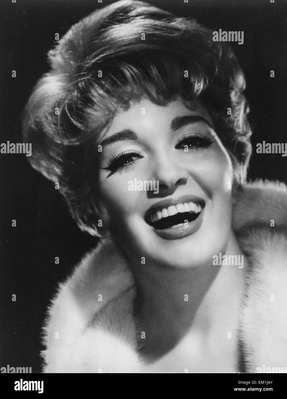 MARION RYAN (1931-1999) English pop singer about  1963 - Stock Image