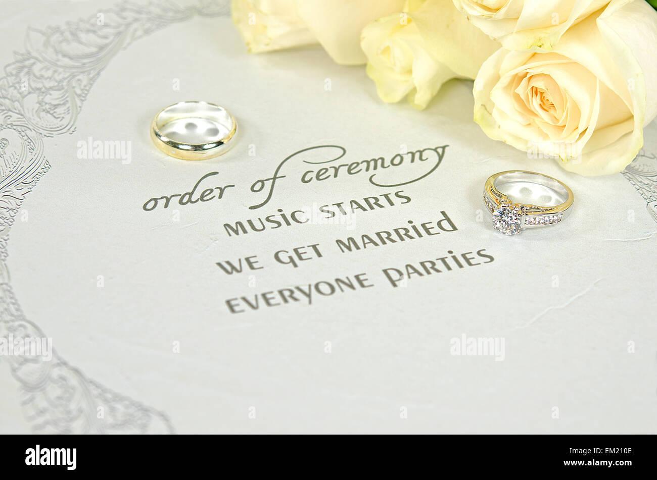 Wedding Invitation Invite Stock Photos & Wedding Invitation Invite ...