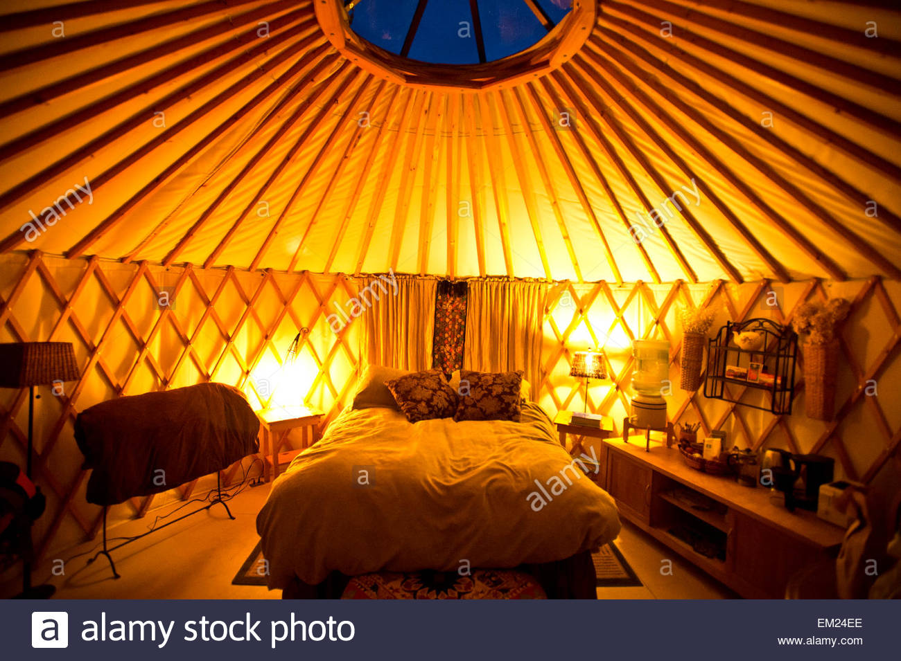 The Inside Of A Yurt Stock Photo Alamy Mongolia yurt inside high resolution stock photography and images. https www alamy com stock photo the inside of a yurt 81182038 html