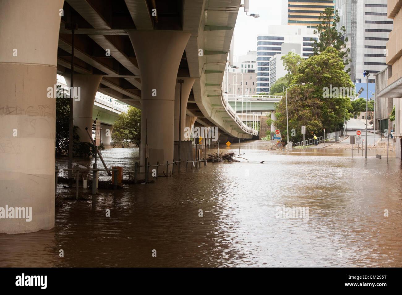 Urban plan Brisbane Australia