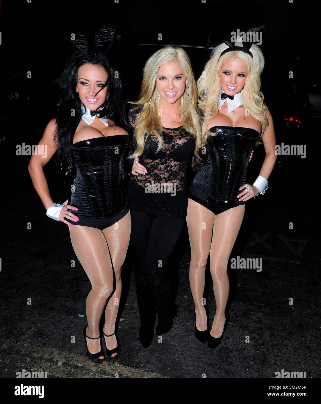 London Kayla Collins Arriving At Funky Buddah Night Club In