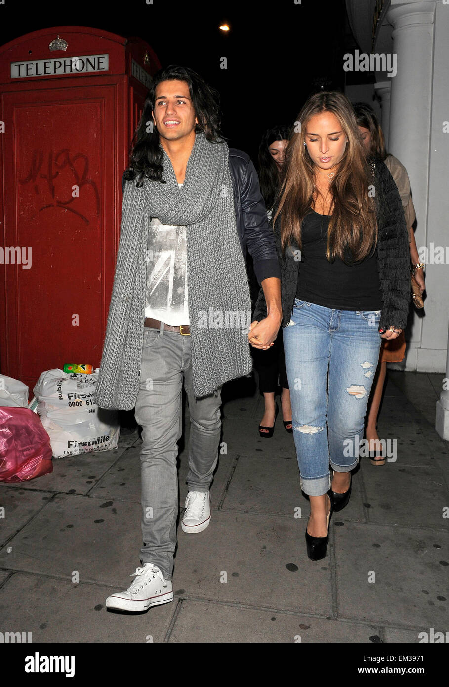 6f918de82c749 LONDON TOP SHOP HEIRESS CHLOE GREEN AND HER NEW MADE IN CHELSEA BOYFRIEND  OLLIE LOCKE COULDN'T KEEP THEIR HANDS OFF EACH OTHER WHILST DINING AT NOBU  ...