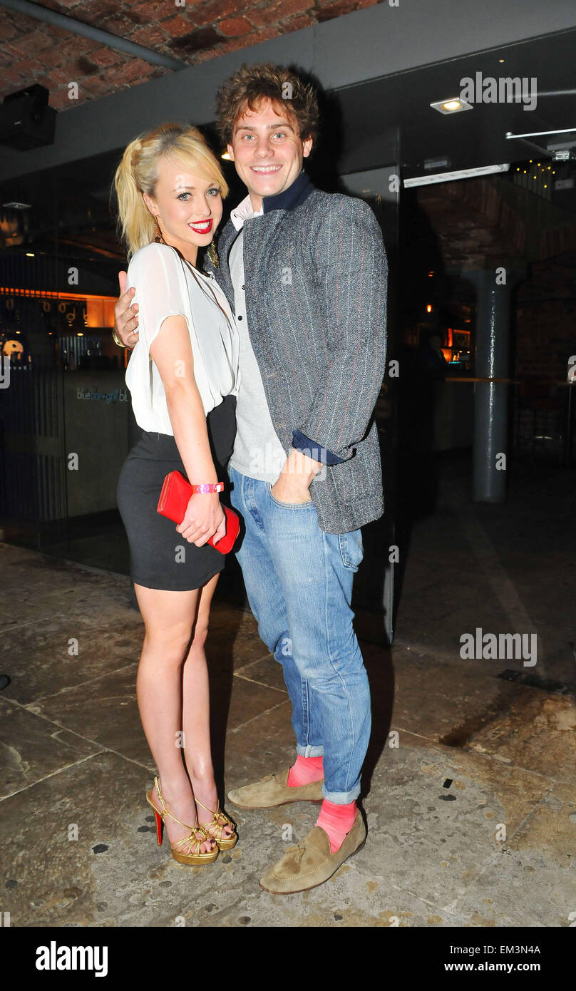 James Atherton dating jorgie Porter