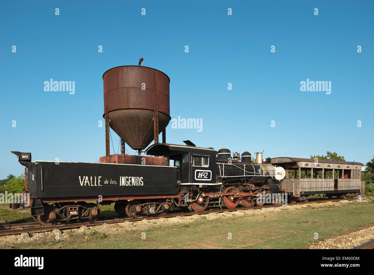 Traditional Working Steam Train Stock Photos & Traditional Working ...