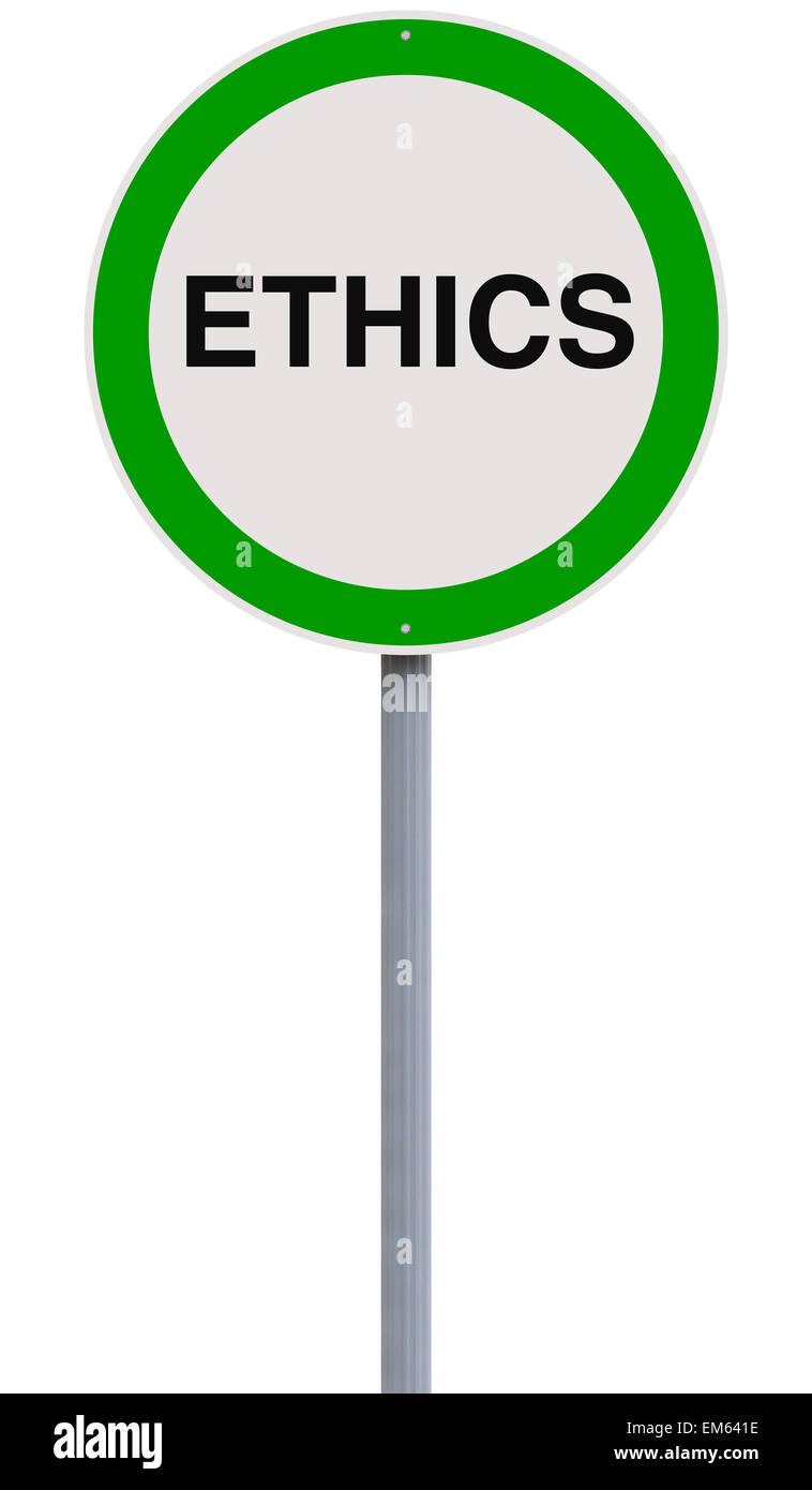 Ethics - Stock Image