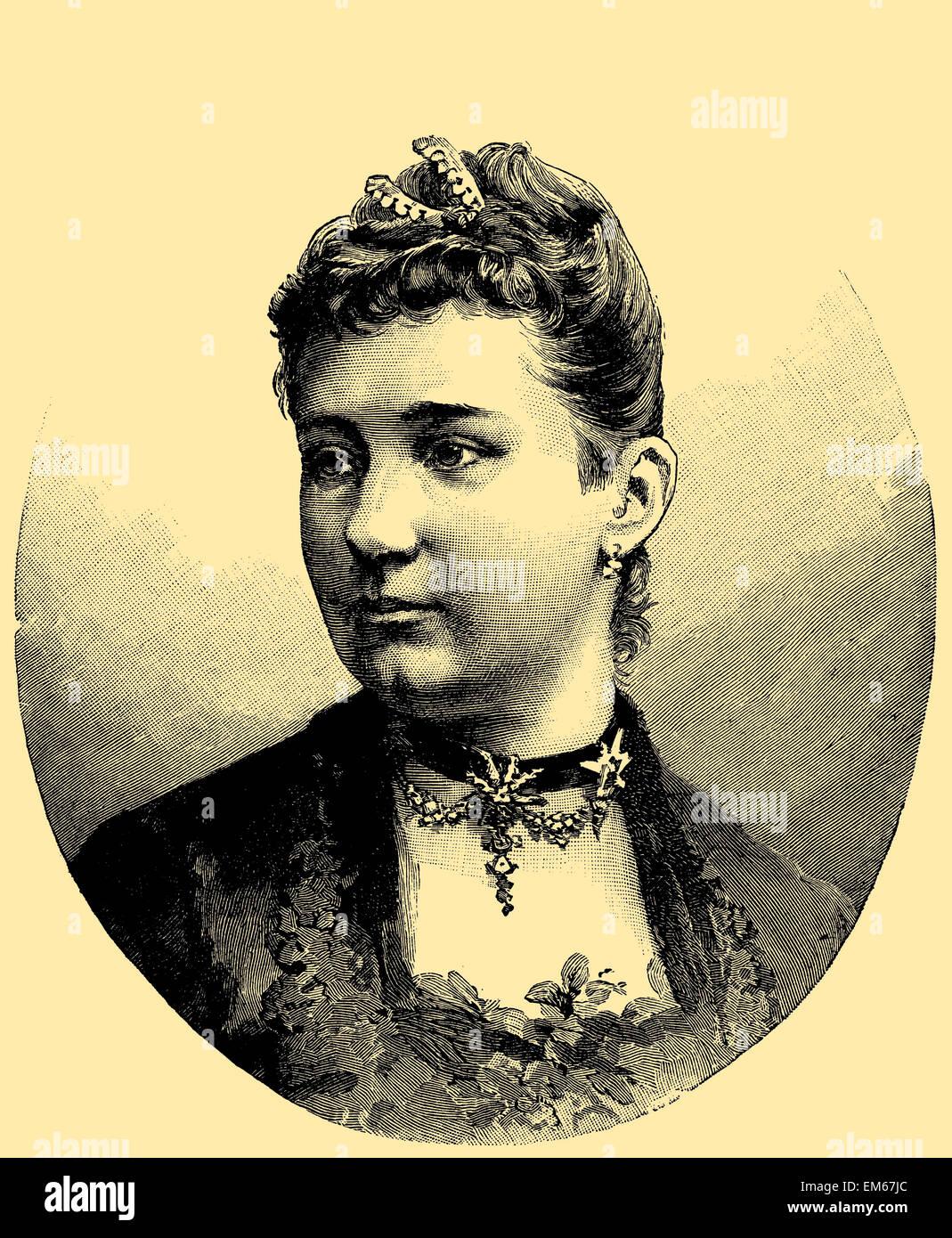 Augusta Victoria Of Schleswig Holstein 1858 1921 Last German