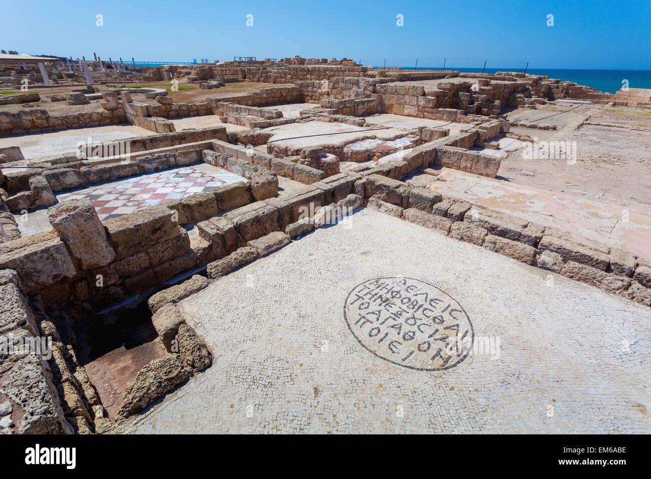 Mediterranean,Greek Language,Language,Cityscape - Stock Image